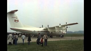 Kanadischer Flugtag CFB Baden-Soellingen 20. Juni 1981