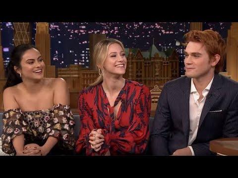 Riverdale Cast Reveals Season 2 Premiere Spoilers On Fallon