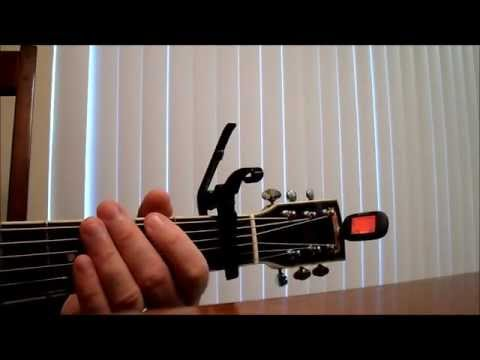how-to-tune-half-step-down-to-e-flat-/-e-flat-(eb)-using-a-digital-chromatic-tuner