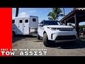 Advanced Tow Assist With 2017 Land Rover Discovery