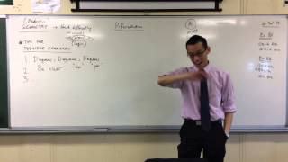 Deductive Geometry (2 of 3: General Tips - Diagrams & Clarity)