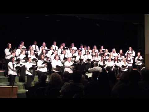 Circle of Life  Elton John & Tim Rice, arr K Christopher, NDC Choir 2014