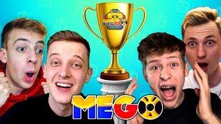 WER GEWINNT DAS MEGO FINALE?🏆 | puuki VS ClashGames VS Marvin VS Lukas | Brawl Stars deutsch