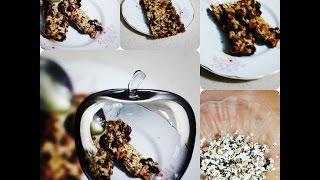 Yulaf ezmeli diyet atistirmalik | healthy snacks | diyet yemekleri - Subject.