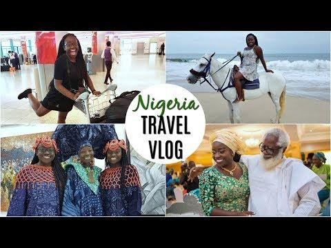 VLOG   NIGERIA SUMMER 2017   Back to the Motherland!