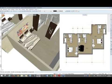 Allplan 2014 - Vom Entwurf bis zur Visualisierung