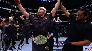 UFC 220: Stipe Miocic - I'm Walking In and Walking Out With My Belt