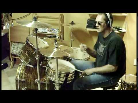Ramones - I Don't Want To Grow Up drum cover