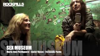Sex Museum - Big City Lies - (Rockpills - Programa 46 - 1ªParte)