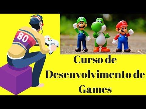 Curso De Games Em Porto Alegre - Curso De Jogos Digitais Em Porto Alegre
