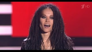The Voice Russia - Zombie - MOST AMAZING HEAVY VERSION !!!