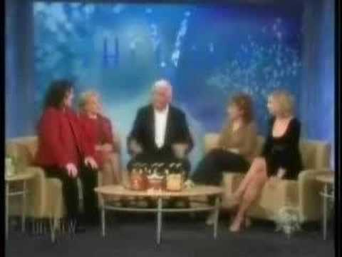 Actor James Brolin on the Vu talking about 911