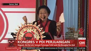 Momen Saat Megawati Minta Banyak Menteri di Kabinet Jokowi