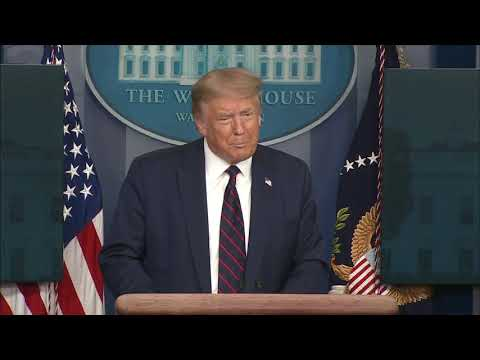 President Trump Holds