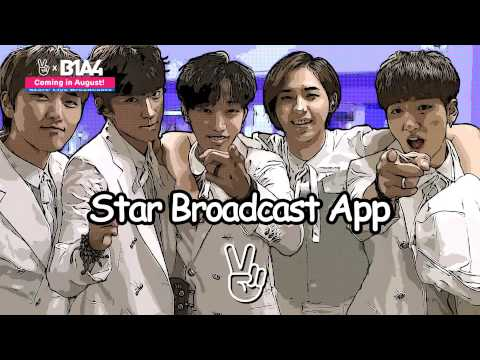 [Teaser] Real-time Broadcasting App, V - B1A4