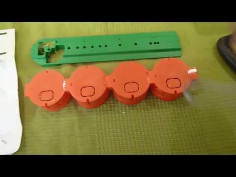 видео: Шаблон для разметки розеток и выключателей schneider electric