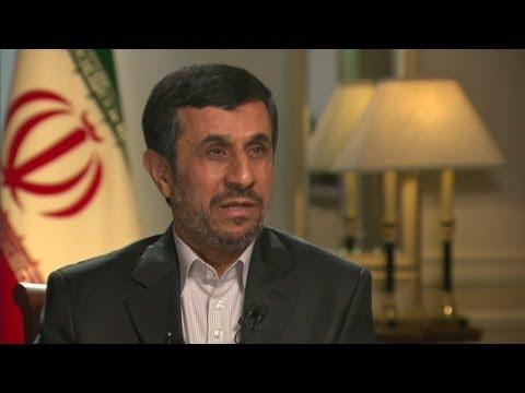 Ahmadinejad on Palestine and Israel