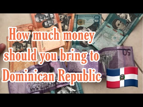 How Much Money Should You Bring To Dominican Republic? 🇩🇴