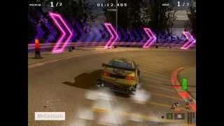 Overspeed - Palos Verdes Drive (gameplay)
