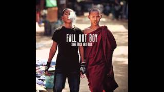 Repeat youtube video Fall Out Boy - Just One Yesterday feat. Foxes (Audio)