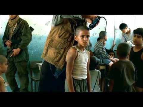 """Incendies"" opening, music by Radiohead"