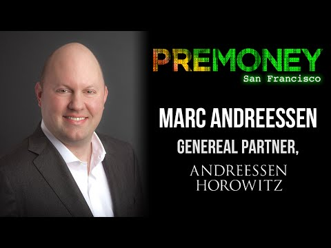 [PREMONEY 2013] Marc Andreessen & Dave McClure: The Future of Startups, VC's, and Technology