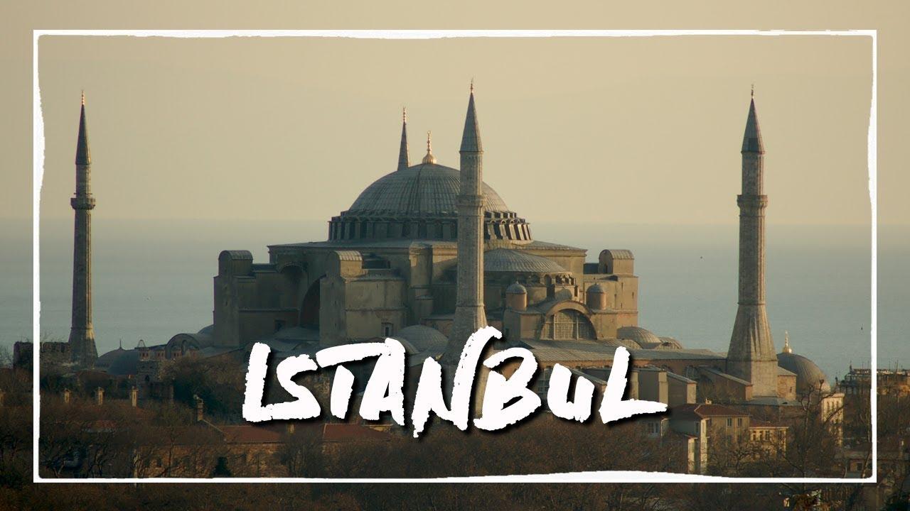ISTANBUL in 12 ore...(Viaggio fai da te a Istanbul) ✈ Vlog