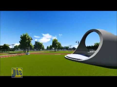 Lest We Forget - The Re-Development Of National Heroes Park - November 6, 2015