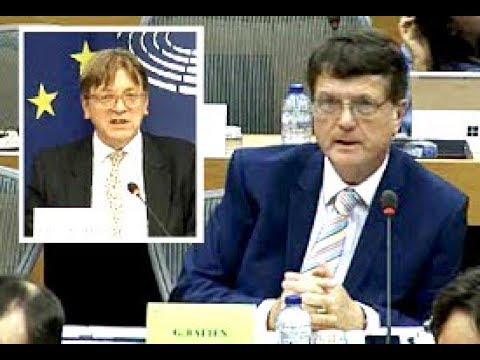 Brexit financial settlement is ZERO, not 100 billion! - Gerard Batten MEP