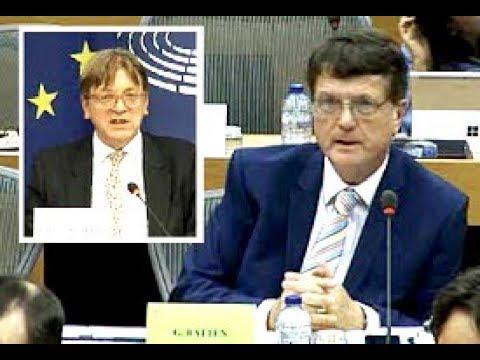 Brexit financial settlement is ZERO, not 100 billion! - Gerard Batten MEP