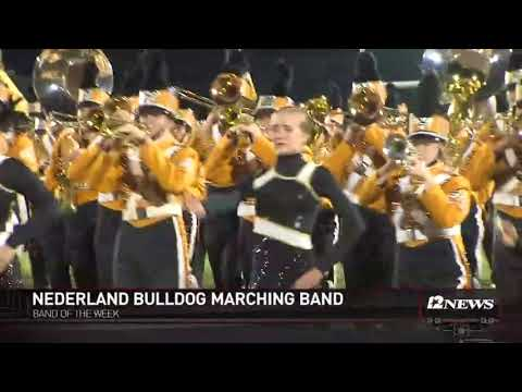 Nederland High School is the Blitz Band of the Week for week 11