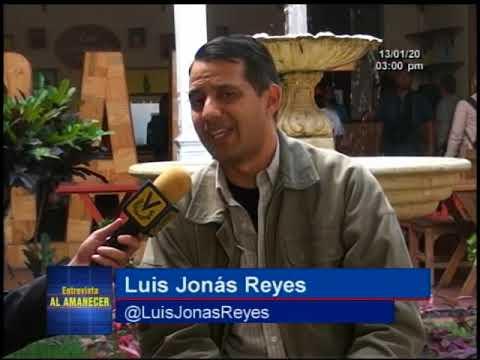 Entrevista Al Amanecer / Luis Jonás Reyes, Alcalde Del Municipio Iribarren, Barquisimeto