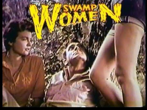 Swamp Women — Feature Film / Movie (1956) — dir Roger Corman aka Cruel Swamp or Swamp Diamonds