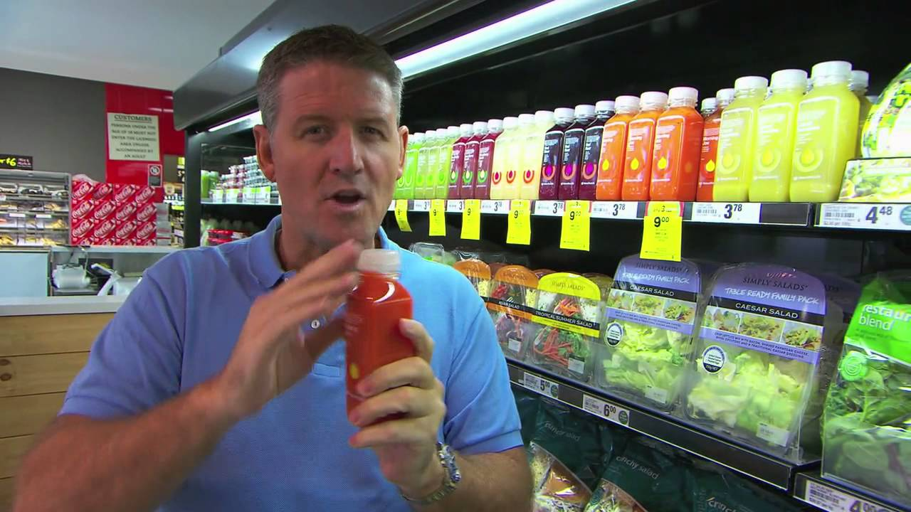 Reboot Your Life HPP Juice at Woolworths
