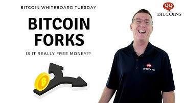 What are Bitcoin Forks? A Simple Explanation