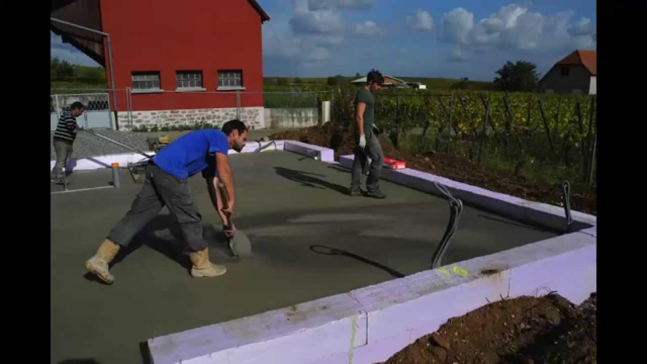 Maison passive g te ecologique alsace o 39 connel lodge for Crepi exterieur pour beton cellulaire