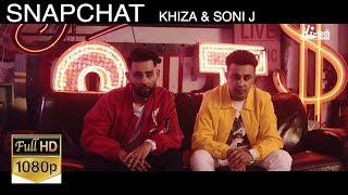 Fresh Video Snapchat  Khiza Amp; Soni J Latest Punjabi Song 2018 Hi Tech Music Official Video