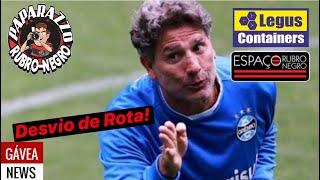 """💥Urgente💥 Apesar de Jornalista do Extra cravar o """"SIM"""" de Renato Gaúcho ao Fla, ele fica no Grêmio"""