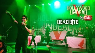 HOLLYWOOD UNDEAD *DEAD BITE* @ THE PLAZA LIVE ORLANDO (10/3/17)