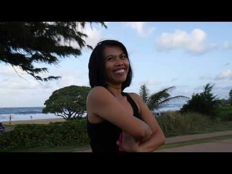 Hawaii living | A guy cheating death in Kauai | Hawaii police | Kealia Beach | #kauai | Family vlog