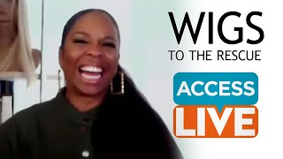 ACCESS LIVE: WIGS TO THE RESCUE with Celebrity Hairstylist Kiyah Wright