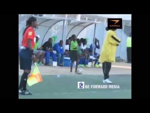 BE Forward Wanderers FC Vs Mzuni Match Highlights