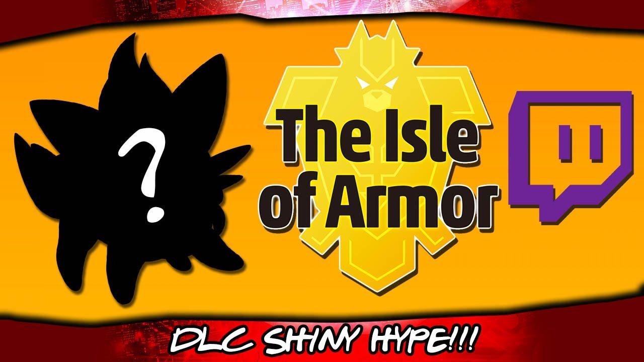 Pokemon Sword Isle of Armor Shiny Zorua DLC Raid Hype! | My 1st Ever Shiny Reaction