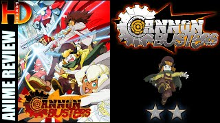 CANNON BUSTERS-anime review - A [  ] billige, Nachahmung anime