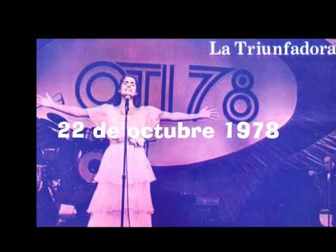 lupita d'alessio...como tu...1978 festival oti .