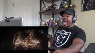 Marvel Studios' Black Panther - Official Trailer - REACTION!!!