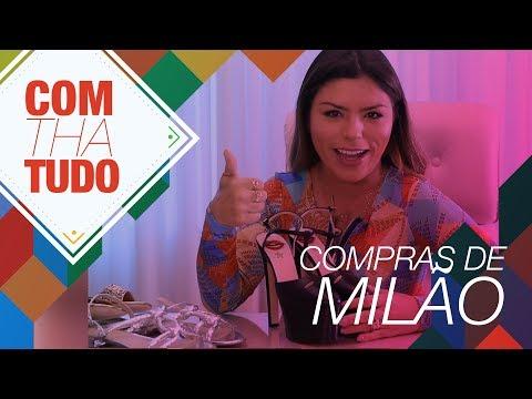 Thaís Rodrigues - ComThaTudo Comprinhas em Milão