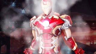 Marvel: Future Fight - I have 5-Star Iron Man! New Alliance!