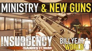 MINISTRY Is Back! + FRENZY + New Guns | INSURGENCY SANDSTORM CTE Update 1.3