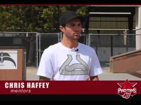 Chris Haffey interview - How his mentors helped him